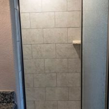 225 Sunday Dr, Burnet, TX - Shower tiles
