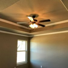 1402 Adam Ave, Burnet, TX - Ceiling fan