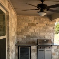 225 Sunday Dr, Burnet, TX - Patio