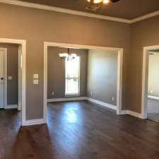 1402 Adam Ave, Burnet, TX - Living room