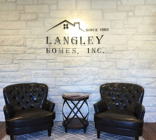Langley Homes, Inc. Office